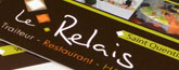 Carte commerciale - Le Relais